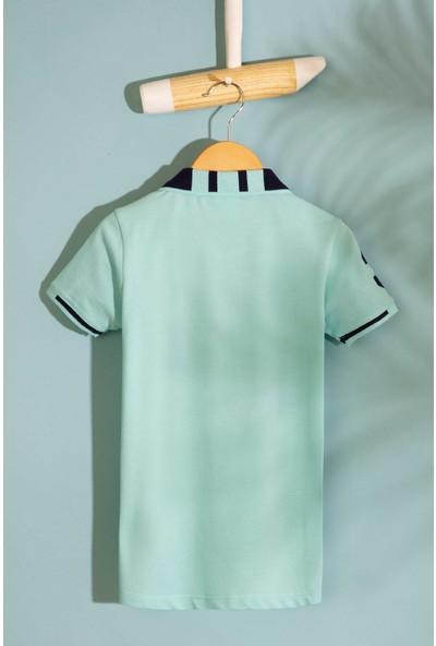 U.S. Polo Assn. Erkek Çocuk T-Shirt 50199224-Vr007
