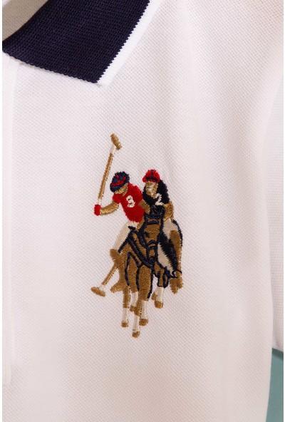 U.S. Polo Assn. Erkek Çocuk T-Shirt 50199224-Vr013