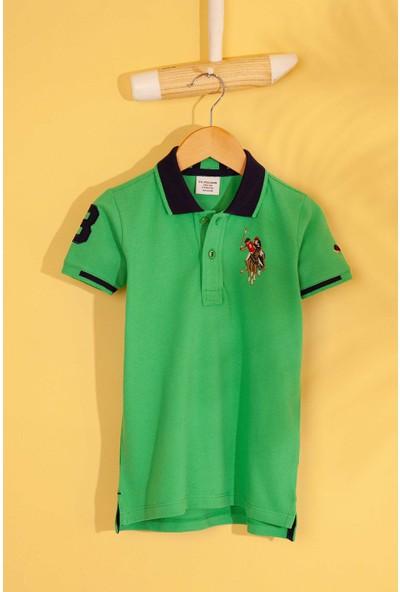 U.S. Polo Assn. Erkek Çocuk T-Shirt 50199224-Vr020