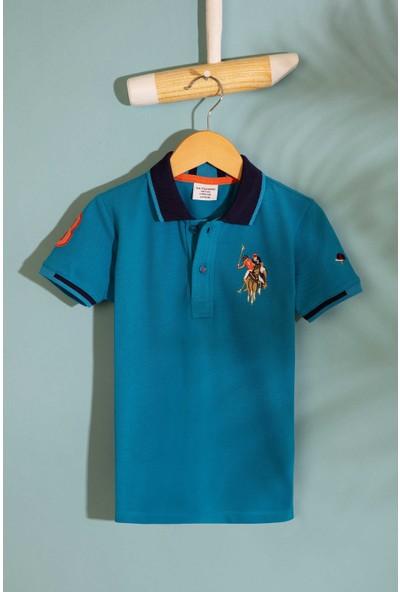 U.S. Polo Assn. Erkek Çocuk T-Shirt 50199224-Vr028
