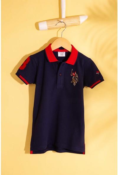 U.S. Polo Assn. Erkek Çocuk T-Shirt 50199224-Vr033