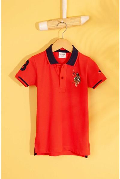 U.S. Polo Assn. Erkek Çocuk T-Shirt 50199224-Vr039