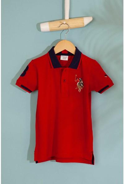 U.S. Polo Assn. Erkek Çocuk T-Shirt 50199224-Vr171
