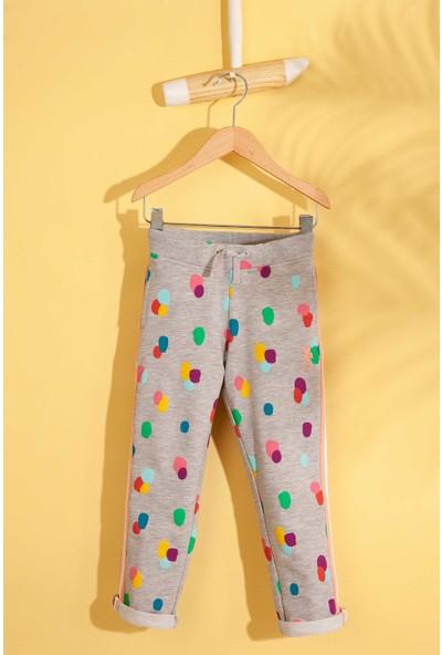 U.S. Polo Assn. Kız Çocuk Örme Pantolon 50202107-Vr086
