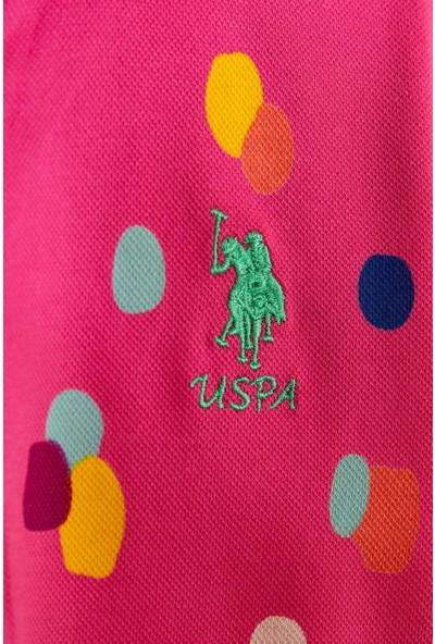 U.S. Polo Assn. Kız Çocuk T-Shirt 50202146-Vr023