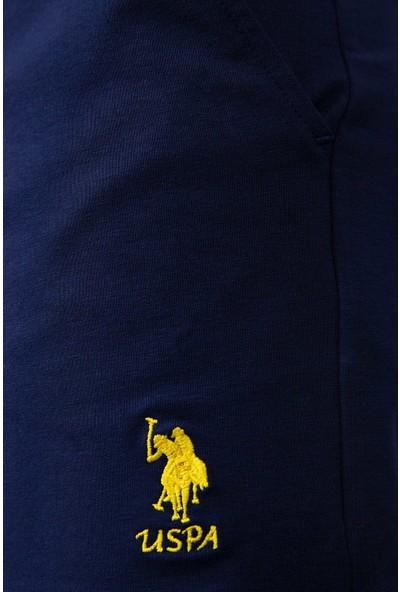 U.S. Polo Assn. Kadın Örme Capri Bermuda 50202739-Vr033