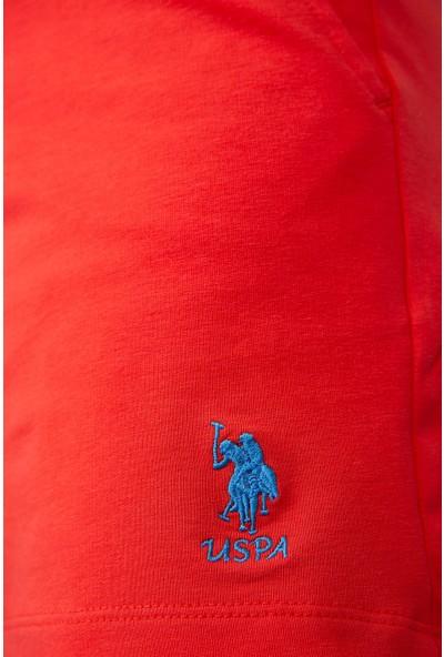 U.S. Polo Assn. Kadın Örme Capri Bermuda 50202739-Vr039