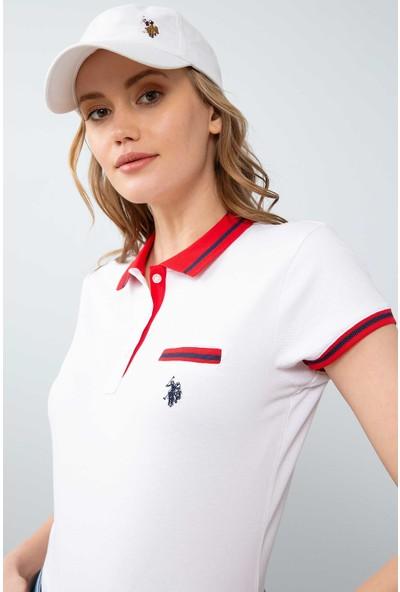 U.S. Polo Assn. Kadın T-Shirt 50204912-Vr013
