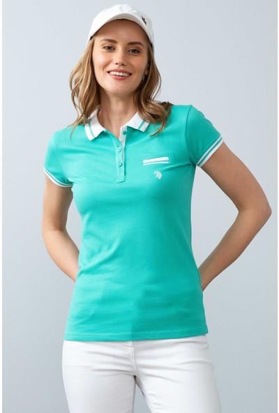 U.S. Polo Assn. Kadın T-Shirt 50204912-Vr090