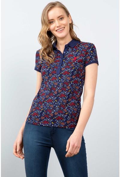U.S. Polo Assn. Kadın T-Shirt 50204914-Vr033
