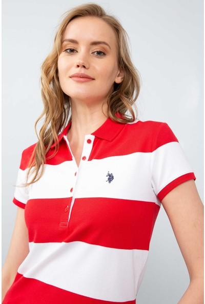 U.S. Polo Assn. Kadın T-Shirt 50204926-Vr030
