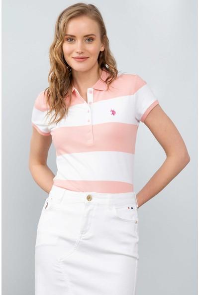 U.S. Polo Assn. Kadın T-Shirt 50204926-Vr041