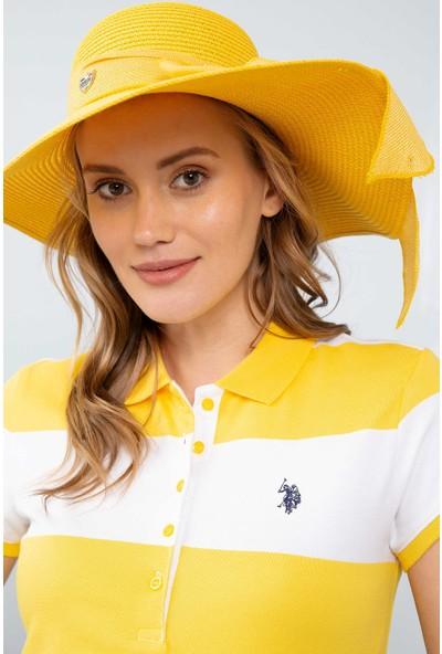 U.S. Polo Assn. Kadın T-Shirt 50204926-Vr044