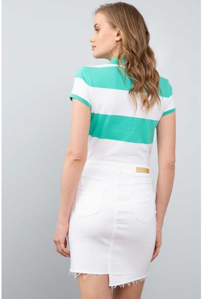 U.S. Polo Assn. Kadın T-Shirt 50204926-Vr090