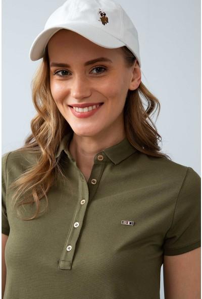 U.S. Polo Assn. Kadın Örme Elbise 50204931-Vr111