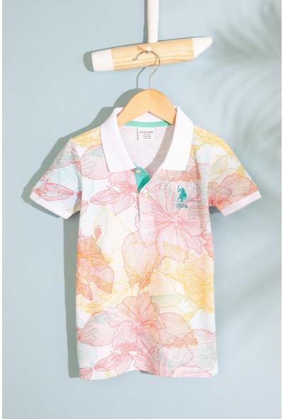 U.S. Polo Assn. Erkek Çocuk T-Shirt 50205317-Vr013