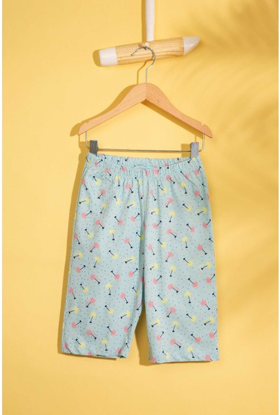 U.S. Polo Assn. Kız Çocuk Kiz Cocuk Pijama 50210109-Vr041