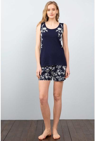 U.S. Polo Assn. Kadın Pijama 50212419-Vr033