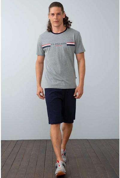 U.S. Polo Assn. Erkek Pijama 50213334-Vr086