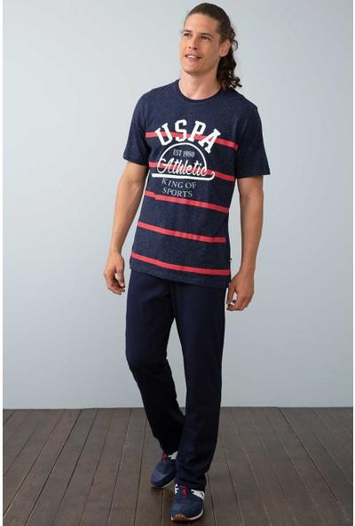 U.S. Polo Assn. Erkek Pijama 50213340-Vr033