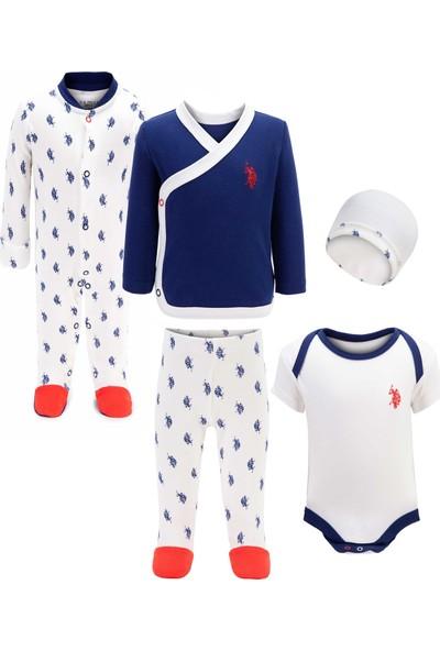U.S. Polo Assn. Erkek Bebek Örme Takim 50205117-Vr019