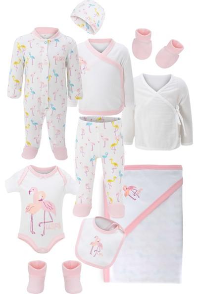 U.S. Polo Assn. Kız Bebek Örme Takim 50205135-Vr019