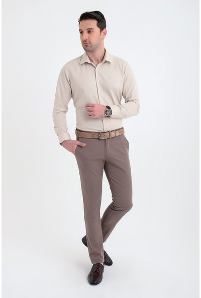 Morven Gri Montana Trend Pantolon