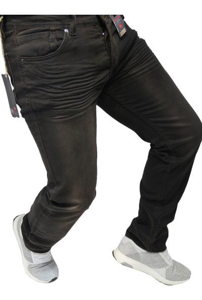 Saflee 10009 Likralı Oturtmalı Erkek Kot Pantolon