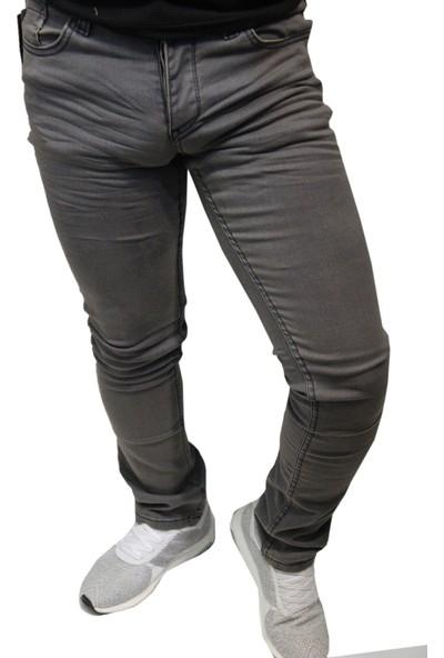 Jack Kevin 3002 Dar Kesi̇m Sli̇mm Fi̇t Oturtmalı ve Likralı Erkek Kot Pantolon