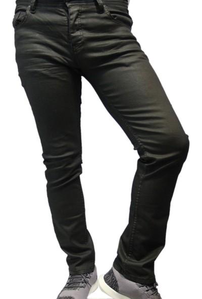 Jack Kevin 0097 Dar Kesim Oturtmalı Likralı Slim Fit Erkek Kot Pantolon