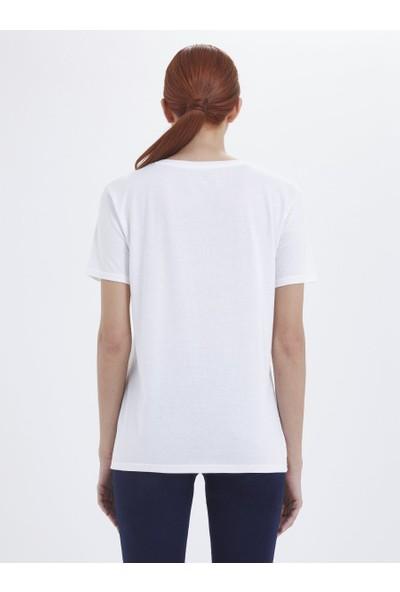 Loft 2019993 Kadın T-Shirt