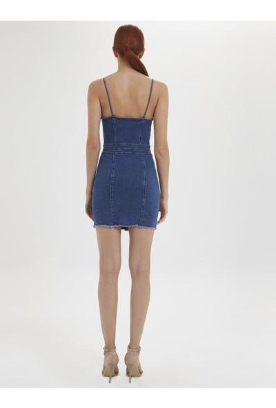 Loft 2021128 Kadın Elbise