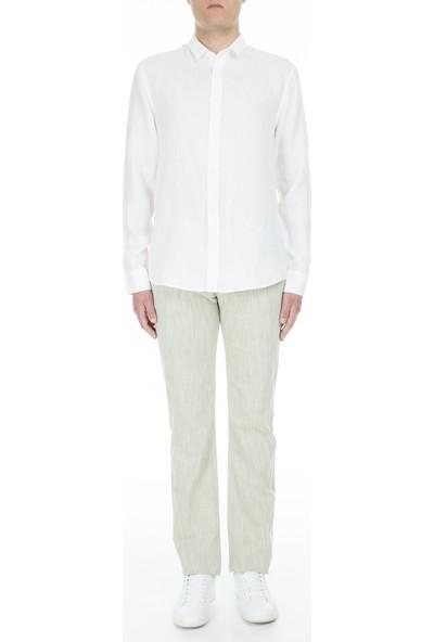 Armani Collezioni Jeans Erkek Kot Pantolon Aıj15 2B C56
