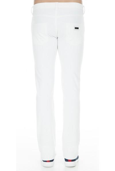 Armani Collezioni Jeans Erkek Pamuklu Pantolon Tcpj06 Tcs13 C100