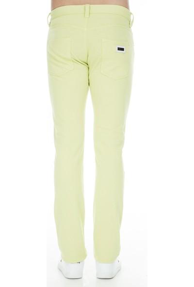 Armani Collezioni Jeans Erkek Pamuklu Pantolon Tcpj06 Tcs13 C216