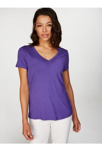Faik Sönmez Basic T-Shirt 38027