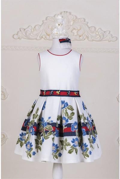 Pamina Kız Çocuk Abiye Elbise 18399