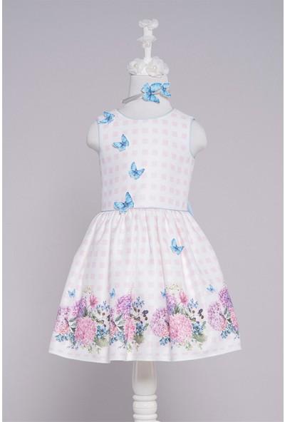 Pamina Kız Çocuk Abiye Elbise 19321
