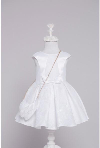 Pamina Kız Çocuk Abiye Elbise 19357