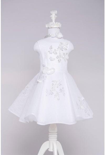 Pamina Kız Çocuk Abiye Elbise 19366