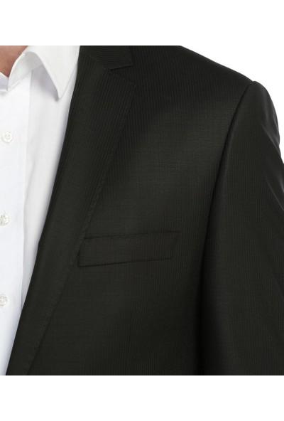 Comienzo A.Yıldız Lıncoln Mn Yaka Takım Elbise 10528-Kahve