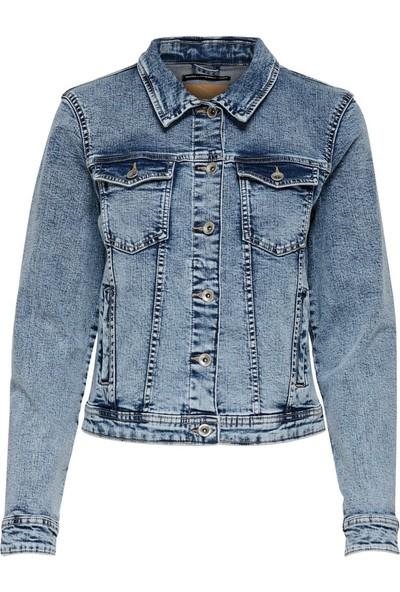Only Kadın Jean Ceket Onltia 15170680