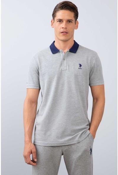 U.S. Polo Assn. Erkek T-Shirt 50206183-Vr109