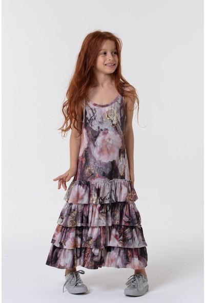 Colorinas Garden Elbise