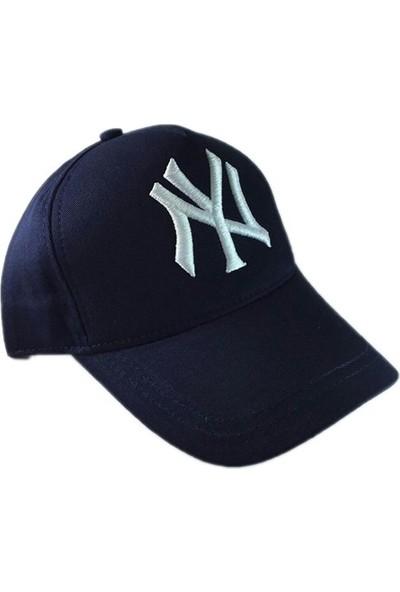 Ny Baseball Şapka Lacivert