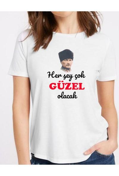 Foto Zeynep Her Şey Çok Güzel Olacak T-Shirt