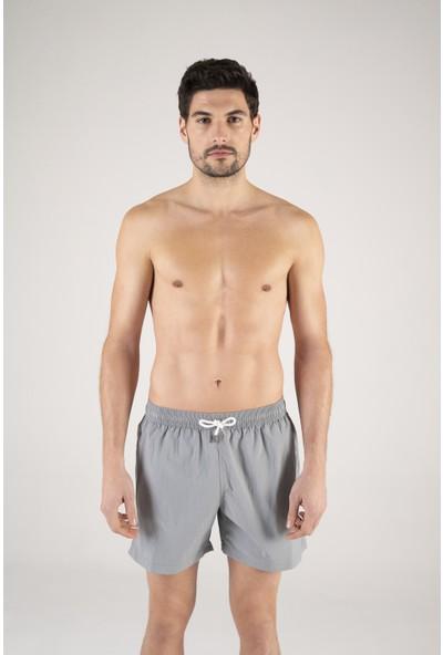 Shikoo Swimwear Erkek Beli Lastikli Cepli Şort