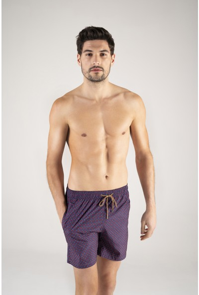 Shikoo Swimwear Erkek Beli Lastikli Şort