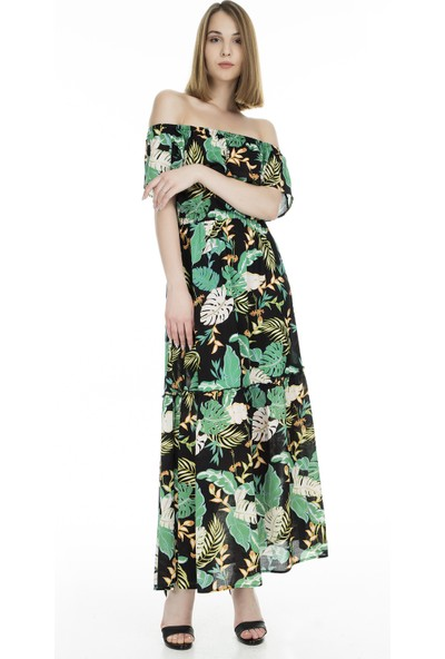 Only Onljona Off Shoulder Elbise Kadın Elbise 15176643