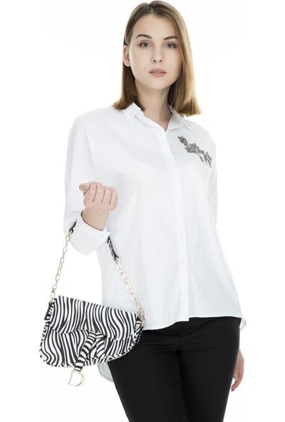 Lela Kadın Gömlek 50092